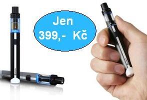 NOVINKA – Elektronická cigareta Joyetech eGo AIO ECO